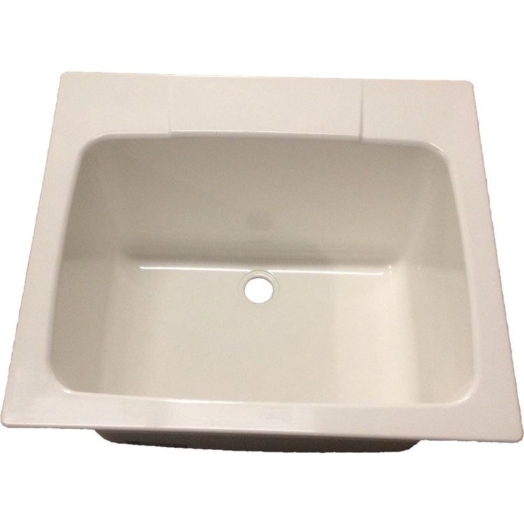 Drop In Laundry Tub : Details about Mustee 10 25