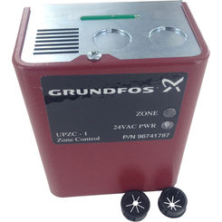 Click here to see Grundfos 96741787 GRUNDFOS UPZC-1 96741787 SINGLE PUMP ZONE CONTROL