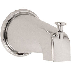 Click here to see Danze D606225PNV Danze D606225PNV Polished Nickel Diverter Tub Spout