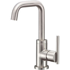 Click here to see Danze D231558BN Danze D231558BN Parma Trim Line Single Handle Lavatory Faucet, 1.5 GPM - brushed nickel