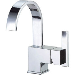 Click here to see Danze D221544 Danze D221544 Sirius Single Handle Lavatory Faucet, 1.5 GPM - Chrome