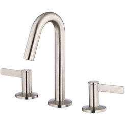 Click here to see Danze D304030BN Danze D304030BN Amalfi Two-Handle Mini-Widespread Lavatory Faucet, 1.2 GPM - Brushed Nickel