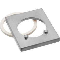 Click here to see Delta RP63347SS DELTA RP63347SS PART DELTA VERO: FLANGE & GASKET STAINLESS