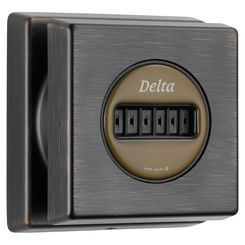 Click here to see Delta T50050-RB Delta T50050-RB H2Okinetic Body Spray Trim, Oil Rubbed Bronze
