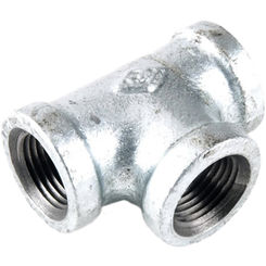 Click here to see Commodity  GALT4 Galvanized Tee, 4 Inch