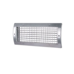 Click here to see Shoemaker RS34-8X4G 8X4 White Vent Cover (Galvanized)-Shoemaker RS34-GALV Series