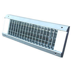Click here to see Shoemaker USR34-0-30X3 30X3 White Vent Cover (Galvanized Steel)-Shoemaker USR34-0 Series