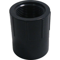 Click here to see Commodity  PVC80FE1 Schedule 80 PVC Female Adapter, 1 Inch