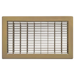 Click here to see Shoemaker 1600-R-18X24 18x24 Driftwood Tan Vent Cover (Steel Honeycomb Construction) - Shoemaker 1600R