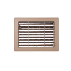 Click here to see Shoemaker 1550-R-20X28 20X28 Driftwood Tan Vent Cover (Steel) - Shoemaker 1550-R Series
