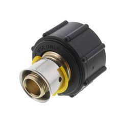Click here to see Viega 96120 Viega 96120 PEX Press Port Adapter, 1/2