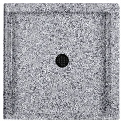 Click here to see Swanstone SD03636MD.042 Swanstone SS-36DTF-042 Gray Granite 36