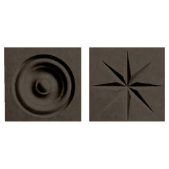 Click here to see Swanstone TC00404.094 Swanstone TC-0404TR-094 Sierra Rosettes For Swanstone Panels - 2
