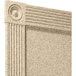 Click here to see Swanstone TC06072TR.040 Swanstone TC-6072TR-040 Bermuda Sand Trim Kit For 60