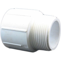 Click here to see Commodity  Schedule 40 PVC 1-1/4 Inch Male Adapter