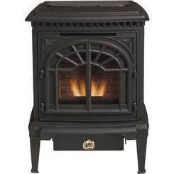 Click here to see   ST.CROIX HASTINGS MATTE BLACK CAST IRON PELLET STOVE