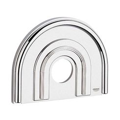 Click here to see Grohe 47459IP0 Grohe 47459LP0  Escutcheon in Matte Chrome