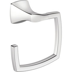 Click here to see Moen YB5186CH Moen YB5186CH Chrome Voss CSI Towel Ring