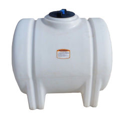 Click here to see Norwesco Fluid 40298 Norwesco 40298 125 Gallon Water Tank - Horizontal Leg, White
