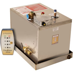 Click here to see Thermasol DS-4-400 Thermasol DS-4-400 Day Spa 4-Room Steam Generator, 400 - 150VAC