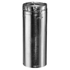 Click here to see M&G DuraVent 28GV18A DuraVent 28GV18A Type B Gas Vent 28-Inch Round Adjustable Pipe
