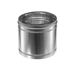 Click here to see M&G DuraVent 14DCA-12 DuraVent 14DCA-12 DuraChimney II 12-Inch Chimney Pipe