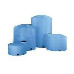Click here to see Norwesco Fluid 40166 Norwesco 40166 5000 Gallon Vertical Tank Blue - Heavy Duty