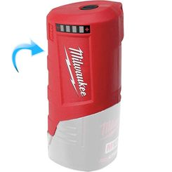 Click here to see Milwaukee 43-72-1025 Milwaukee 43-72-1025 M12 Power Source
