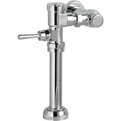 Click here to see American Standard 6047.121.002 American Standard 6047.121.002 Chrome FloWise Exposed Flushometer