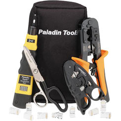 Click here to see Tempo PA4908 Greenlee PA4908 Data/Comm Pro Starter Tool Kit