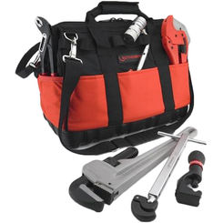 Click here to see Rothenberger 70615 Rothenberger 70615 Plumber's 7-Piece Tool Kit