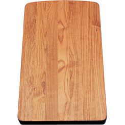 Click here to see Blanco 440231 Blanco 440231 Wooden Cutting Board (Fits Diamond Single Bowl)(Red Alder)