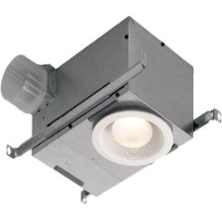 Click here to see Broan 744 Broan-NuTone 744 Recessed Bathroom Ventilation Fan with Light Energy Star