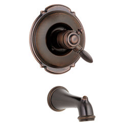 Click here to see Delta T17155-RB Delta T17155-RB Victorian Monitor 17 Series Tub Trim - Venetian Bronze