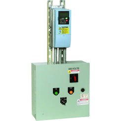 Click here to see Honeywell NXBJ0400DS300F0000 Honeywell NXBJ0400DS300F0000 40 HP, 460 Vac, with NEMA 3R Enclosure for a Variable Frequency Drive