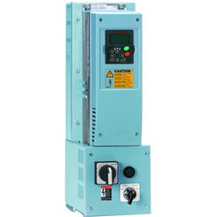 Click here to see Honeywell NXBJ0500DS100F0000 Honeywell NXBJ0500DS100F0000 50 HP, 460 Vac, with NEMA 1 Enclosure for a Variable Frequency Drive