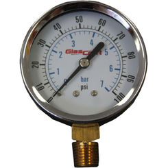 Click here to see Midland Metal 80034 100# Air Test Gauge with 1/4