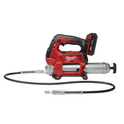 Click here to see Milwaukee 49-16-2649 Milwaukee 49-16-2649 M18 Cordless 2-Speed Grease Gun Couplers