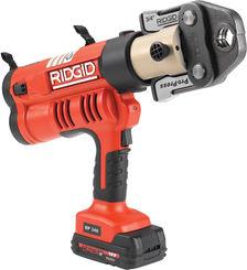 Click here to see Ridgid 43363 RIDGID 43363 RP340C Crimp Tool with Case