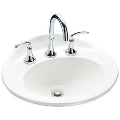 Click here to see Mansfield 259-8-WHT Mansfield Essence White 8