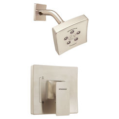Click here to see Speakman SM-9010-P-BN Speakman SM-9010-P-BN The Edge Brushed Nickel Shower System Combination