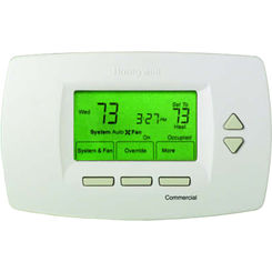 Click here to see Honeywell TB7220U1012 Honeywell TB7220U1012/U Commercial PRO 7000 programmable Commercial Thermostat