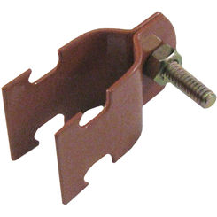 Click here to see B-Line  The Unic2 2 Inch Unistrut Copper Clamp 2-1/8 Inch Outside Diameter