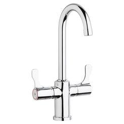 Click here to see Elkay LKD208813C Elkay LKD208813C Single Hole Deck Mount Faucet