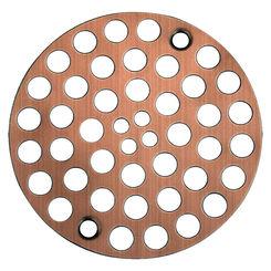 Click here to see Brasstech 238/08A Brasstech 238/08A Antique Copper Shower Drain