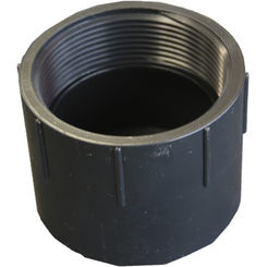 Click here to see Commodity  4 Inch ABS Female Adapter, ABS Construction
