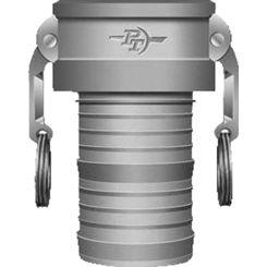 Click here to see Sealfast AL300C The Banjo AL300C 3 Inch Barbed x Aluminum Female Cam Lock