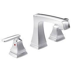Click here to see Delta 3564-MPU-DST Delta 3564-MPU-DST Chrome Ashlyn Two Handle Widespread Lavatory Faucet