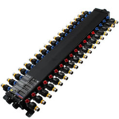 Click here to see Viega 49363  Viega 49363 Manabloc 36-Port Distribution Manifold, 1/2