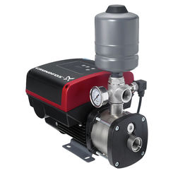 Click here to see Grundfos 98810922 Grundfos CMBE 3-30 Booster Pump - 25 GPM at 20-30 PSI, 1 HP, 115V - Grundfos 98810922